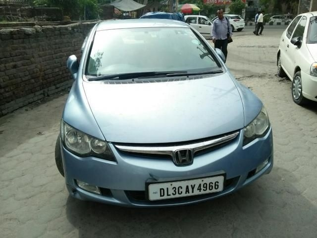Honda Civic 1.8 V 2008