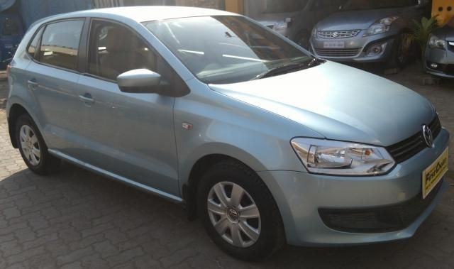 Volkswagen Polo HIGHLINE 1.6L PETROL 2011