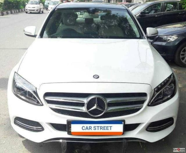 Mercedes-Benz C Class  C 220 CDI Style 2016