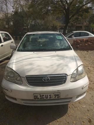 Toyota Corolla Altis 1.8 G CNG 2008