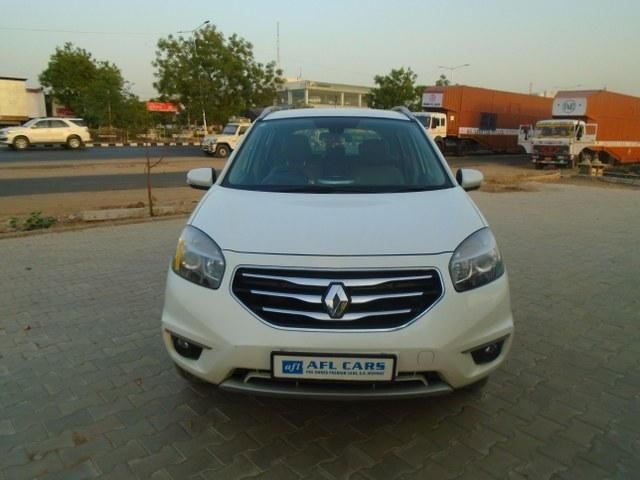 Renault Koleos 4X4 AT 2013