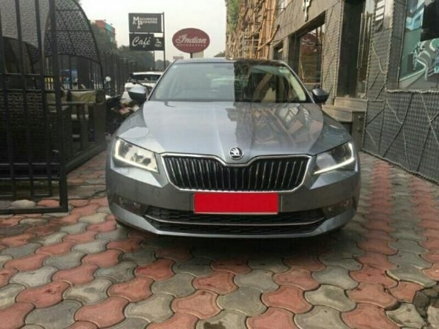 Skoda Superb L&K TDI AT 2016