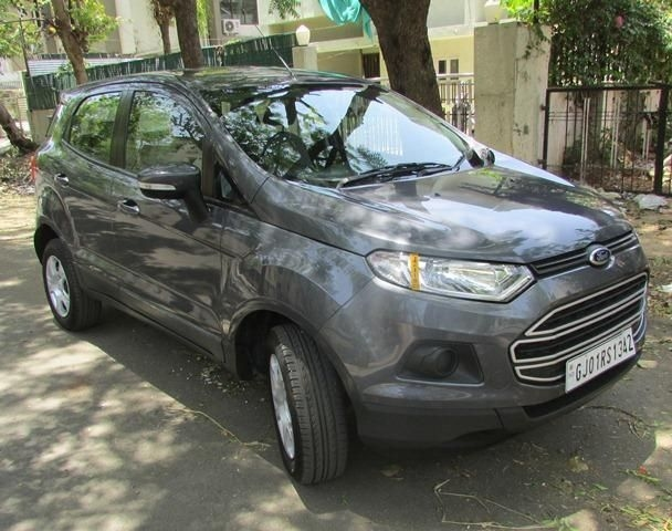 Ford EcoSport Trend+ 1.0L EcoBoost 2016