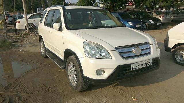 Honda CR-V 2.4 MT 2005