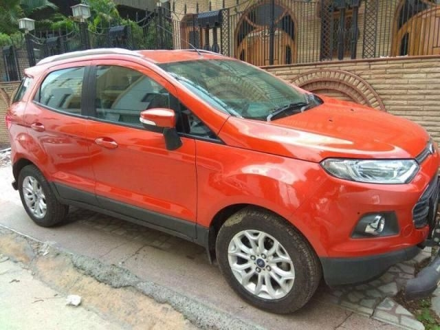 Ford EcoSport Titanium 1.5L Ti-VCT AT 2016