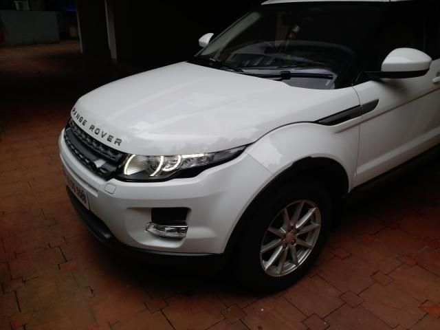 Land Rover Range Rover Evoque Pure SD4 2013