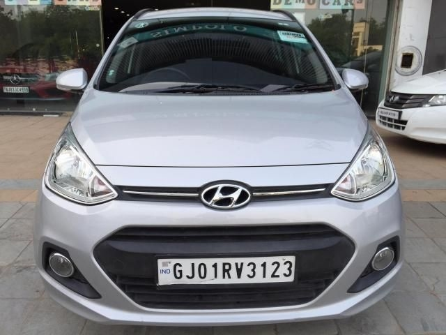 Hyundai Grand i10 Asta AT 2016