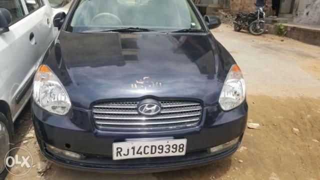 Hyundai Verna TRANSFORM 1.5 CRDI 2007