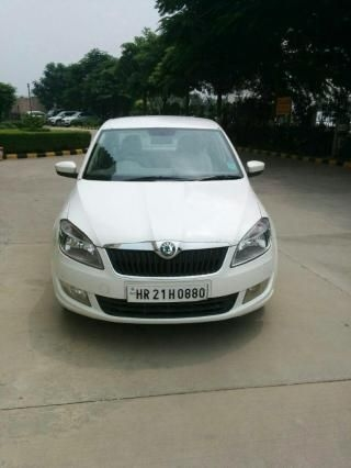Skoda Rapid 1.5 TDI AMBITION MT 2012