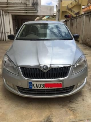 Skoda Rapid AMBITION 1.6 TDI CR MT 2014
