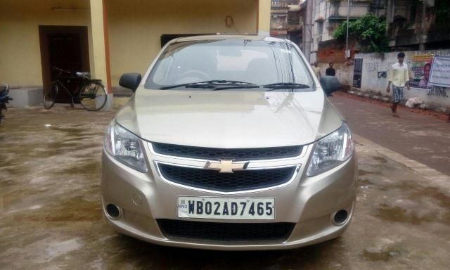 Chevrolet Sail 1.2 BASE 2013
