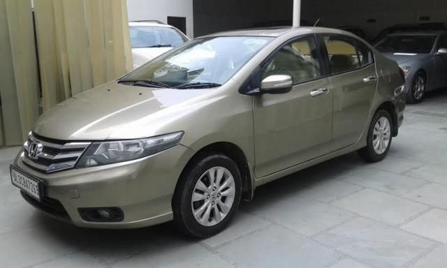 Honda City 1.5 V AT SUN ROOF 2012