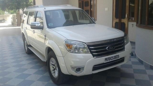 Ford Endeavour 3.0L THUNDER PLUS 4X4 2010
