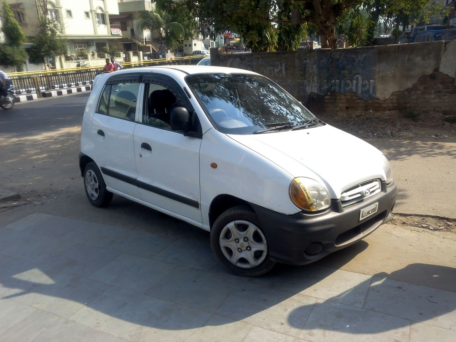 Hyundai Santro LP ZIP Plus 2002