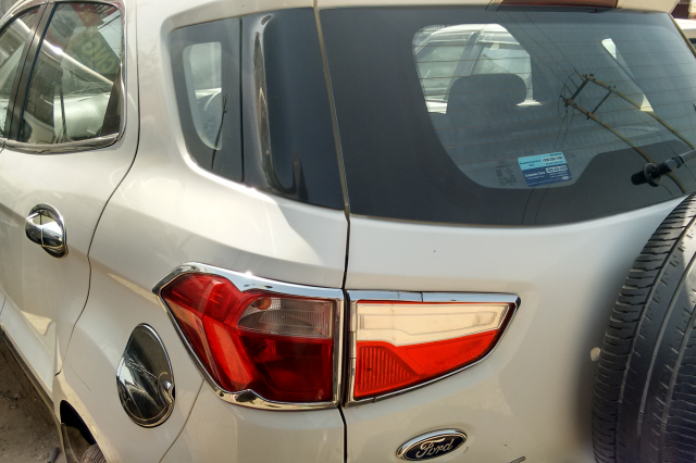 Ford EcoSport Trend 1.5L Ti-VCT 2013