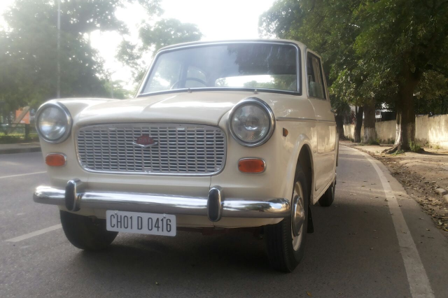 Fiat Premier Padmini Vintage Car For Sale In Chandigarh Id