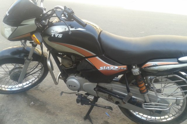 TVS Star City 110cc 2007