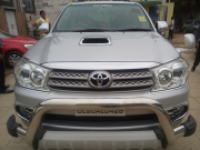Toyota Fortuner 3.0 Limited Edition 2012