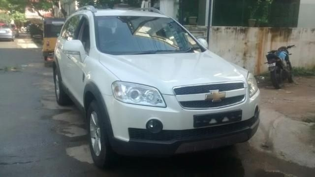 Chevrolet Captiva LT 2011
