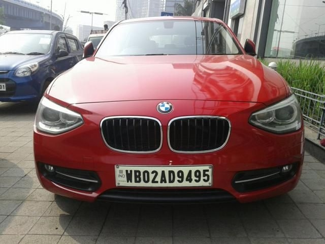 BMW 1 Series 118d Sport plus 2013