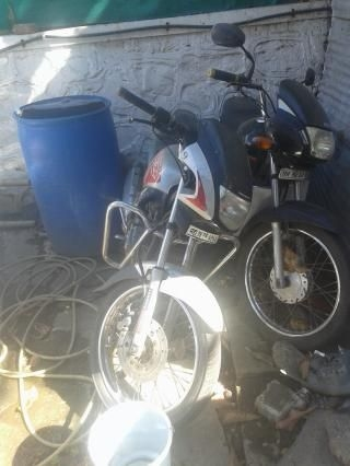Hero CBZ Star 160cc 2004