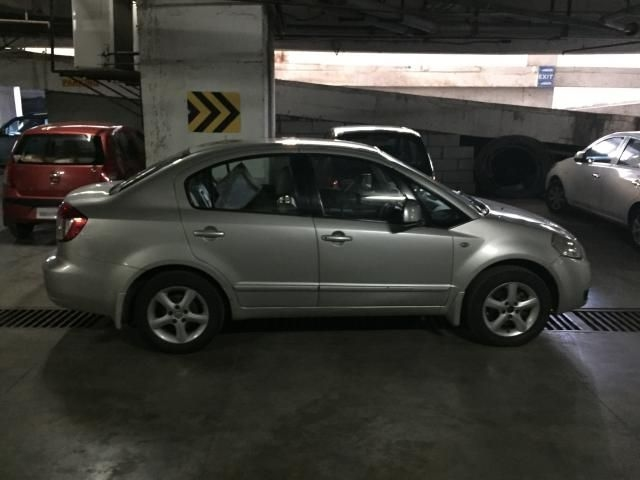 Maruti Suzuki SX4 Zxi Leather 2008