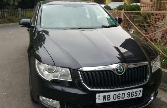 Skoda Superb 2.0 TDI PD 2010