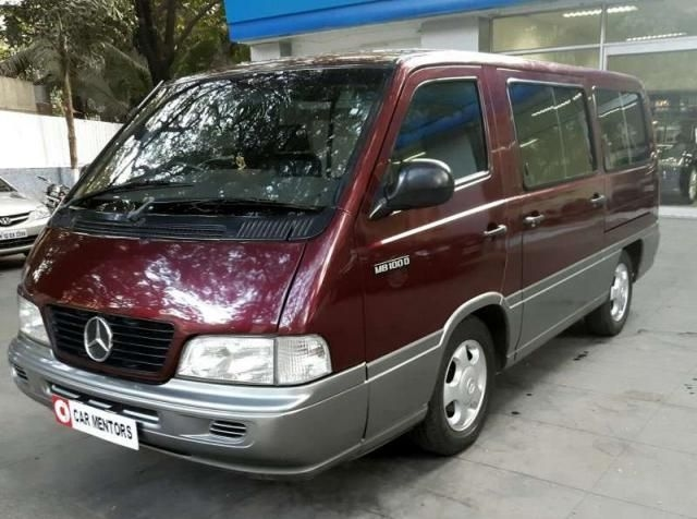 2 used mercedes benz mb 100 cars in india verified for Mercedes benz for sale in india
