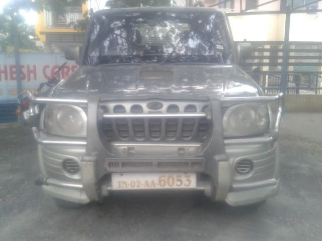 Mahindra Scorpio DX 2.6 TURBO 8 STR 2009