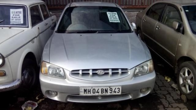 Hyundai Accent VIVA BASE 2002