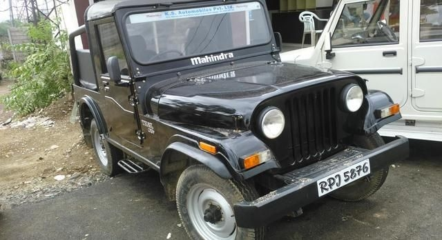 Mahindra Jeep CJ 500 DI 1993