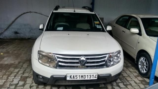 Renault Duster RxL 2011