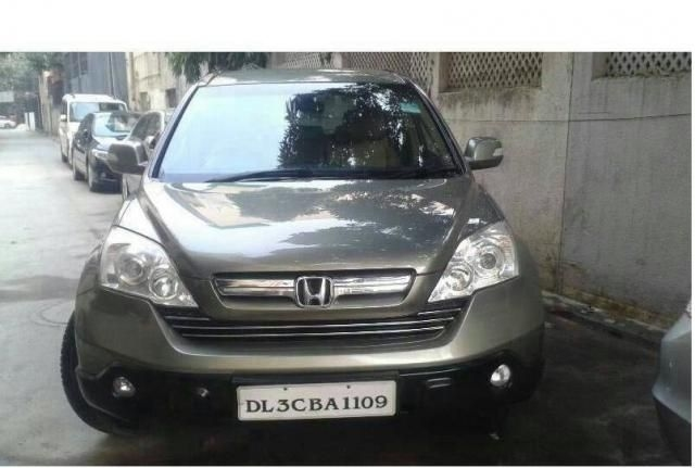 Honda CR-V 2.4L 4WD MT 2007