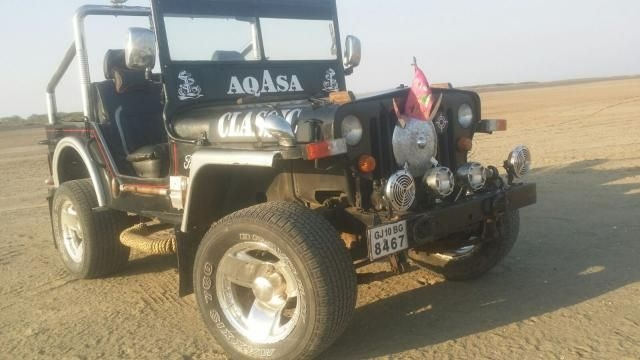 Mahindra Jeep MM 540 DP 2010