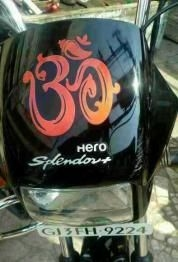 Hero Splendor Plus 100 CC 2013