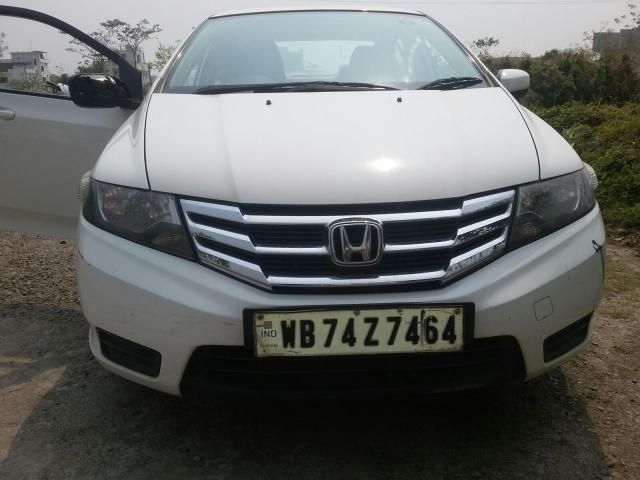 Honda City 1.5 S MT 2012