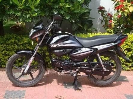 Hero Splendor NXG 125cc 2009