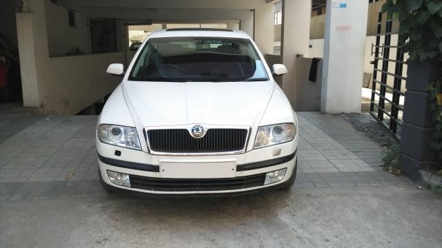 Skoda Laura L&K 2.0 TDI AT 2008