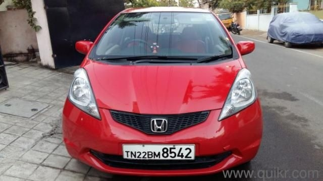 Honda Jazz Active 2011