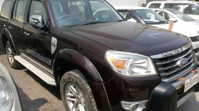 Ford Endeavour 2.5L 4x2 2011