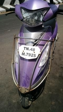 TVS ScootyStreak 100 cc 2012