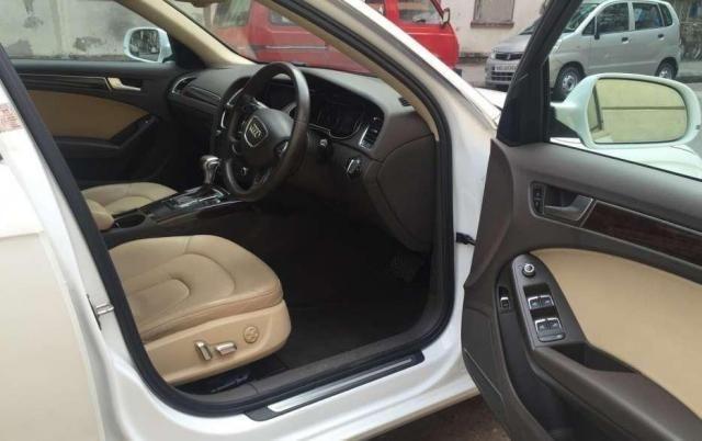 Audi A4 2.0 TDI Premium Plus 2012