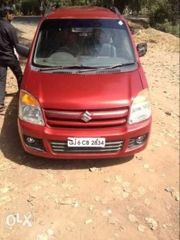 Maruti Suzuki Wagon R VXi Minor 2007