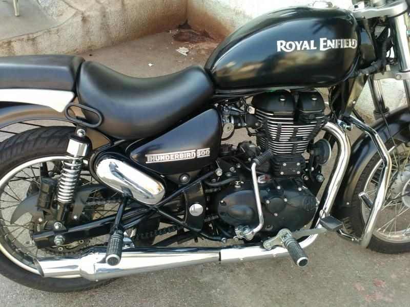 Royal Enfield Thunderbird 350cc 2015