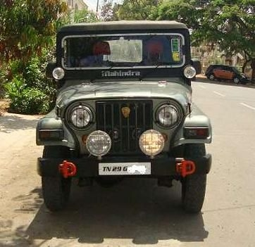 Mahindra Jeep MM 540 1995