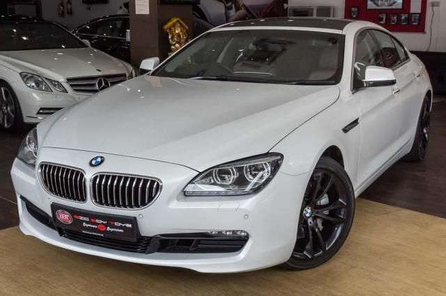 BMW 6 Series 640D GRAN COUPE 2012