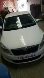 Skoda Rapid AMBITION 1.6 TDI MT 2012