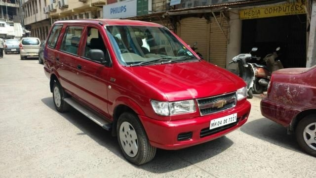 10 Used Chevrolet Tavera In Bhopal Second Hand Tavera Cars For Sale Droom