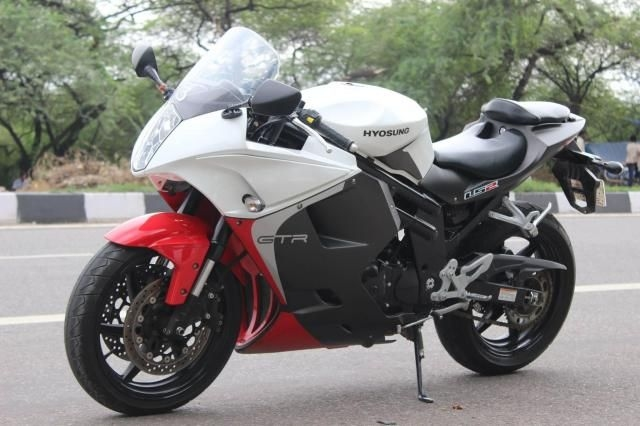 Hyosung Gt650r Owners Manual