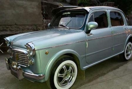 1 Used Fiat Car 1962 Model In Mumbai For Sale Droom